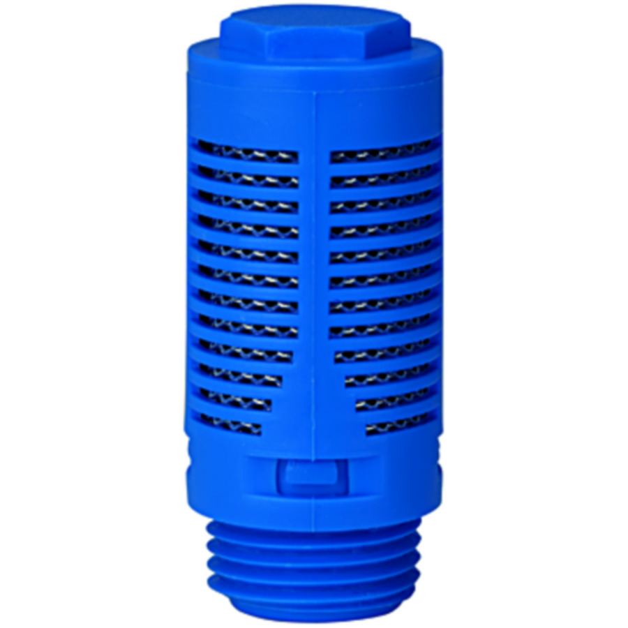 Plastic silencers