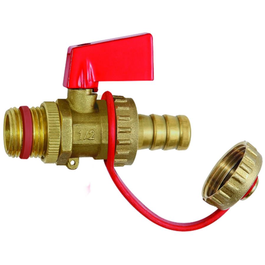 Ball valves water