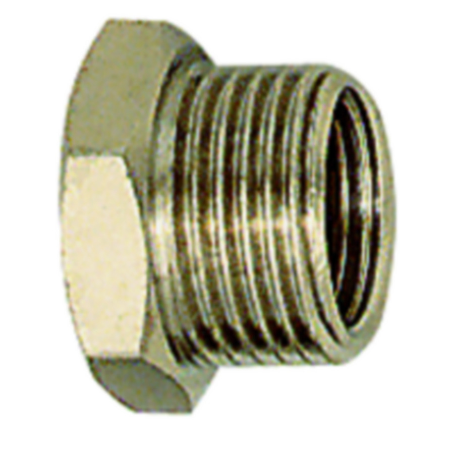 Standard screw fittings »Nickel-plated brass«
