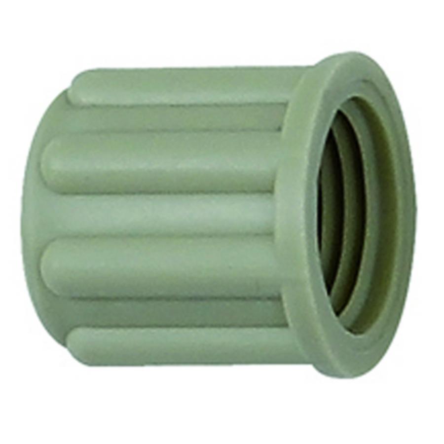 Knurled nuts - polyamide