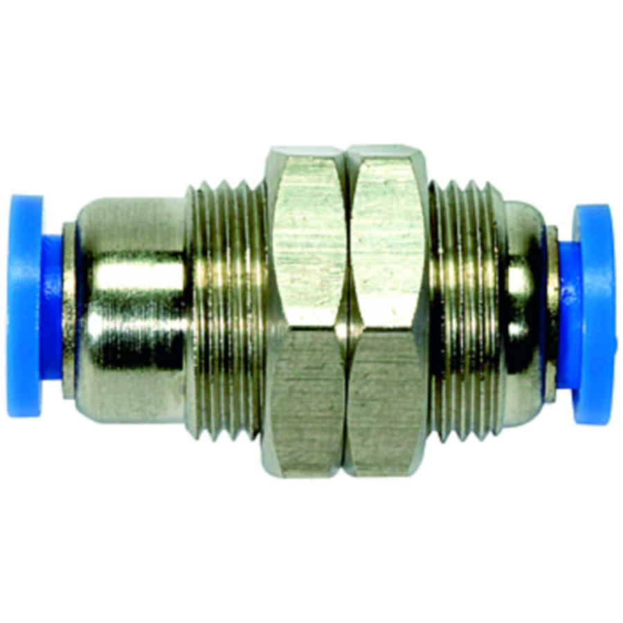 Female bulkhead connectors »Blue Series«
