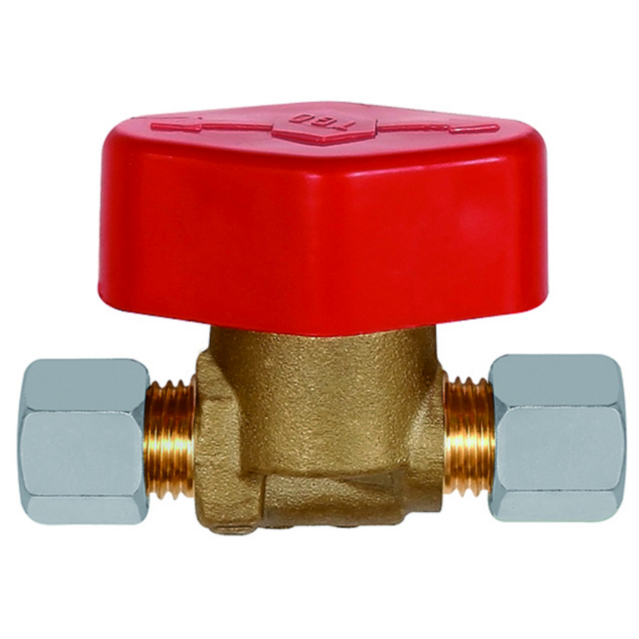 Quick-stop shut-off valves