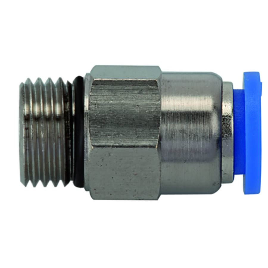 Straight stop valves »Blue Series«
