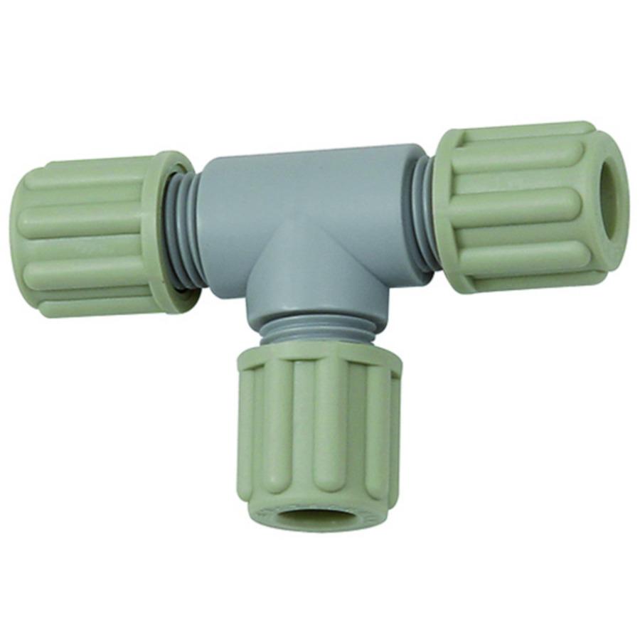 Tee hose connectors - polyamide