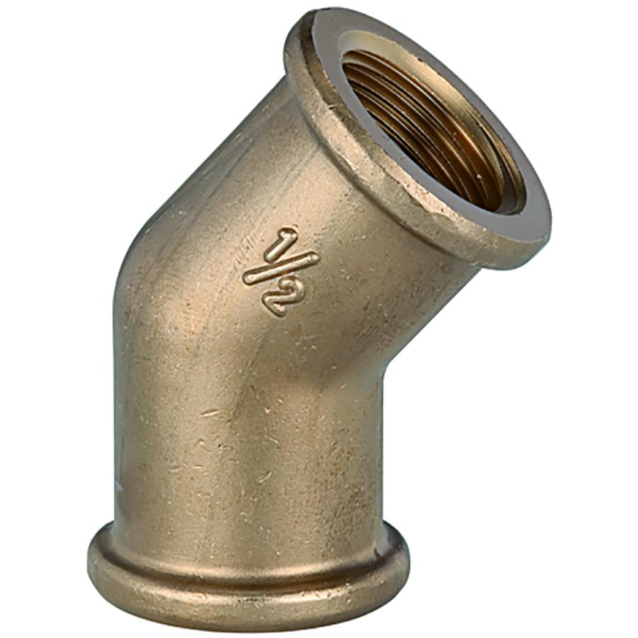 Elbows - brass