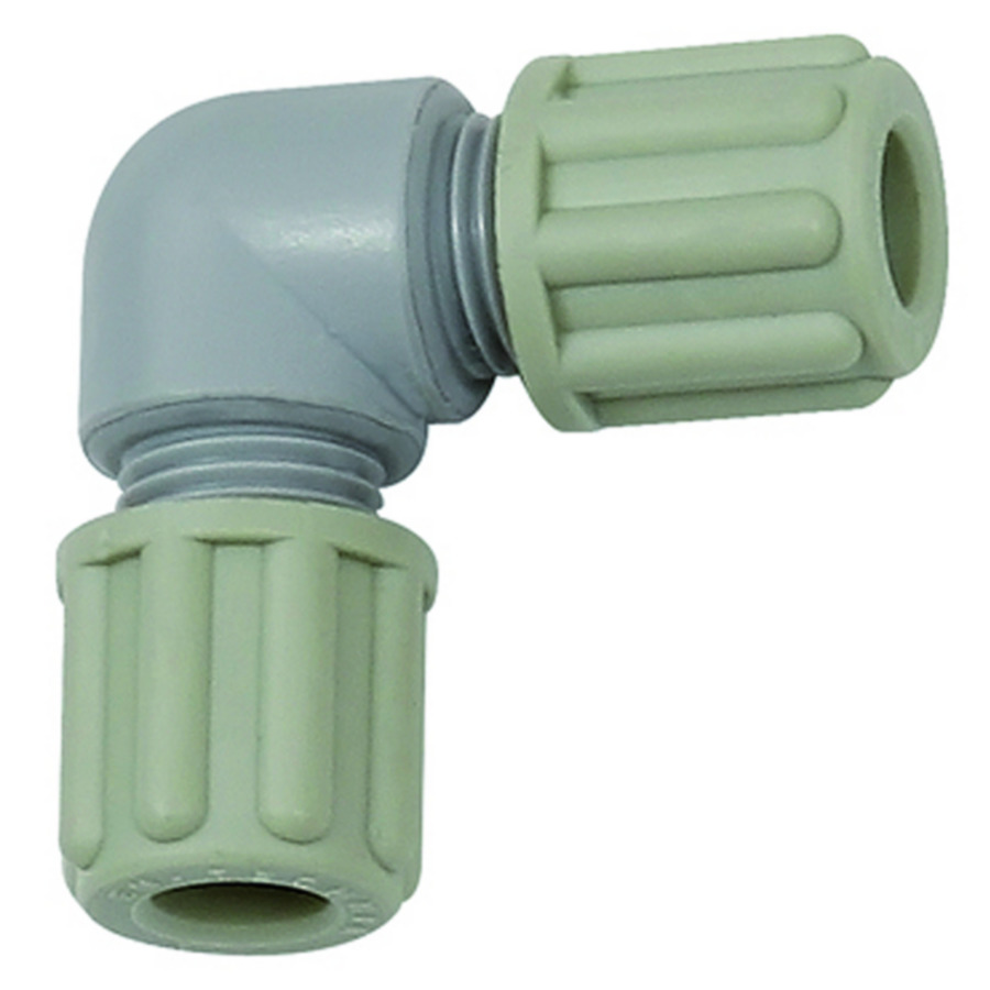 Elbow hose connectors - polyamide