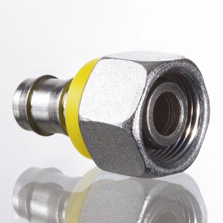 Уплотнительные головки 24° с кольцом круглого сечения (DKOL)