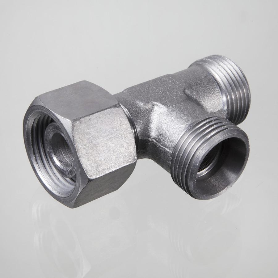 Резьбовые соединения с уплотнительным конусом