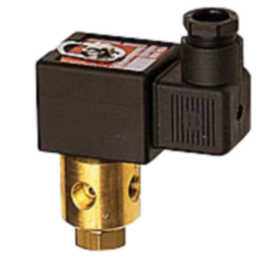 Solenoid valves - 3/2-way