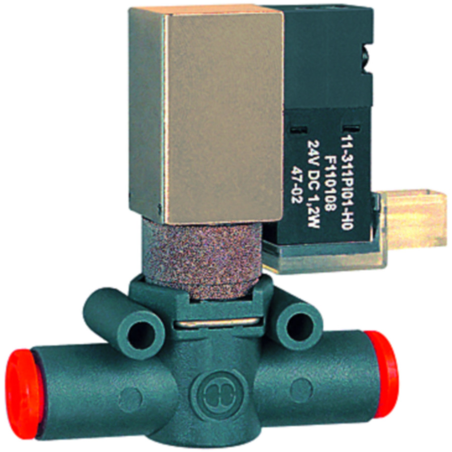 3/2-way solenoid valves