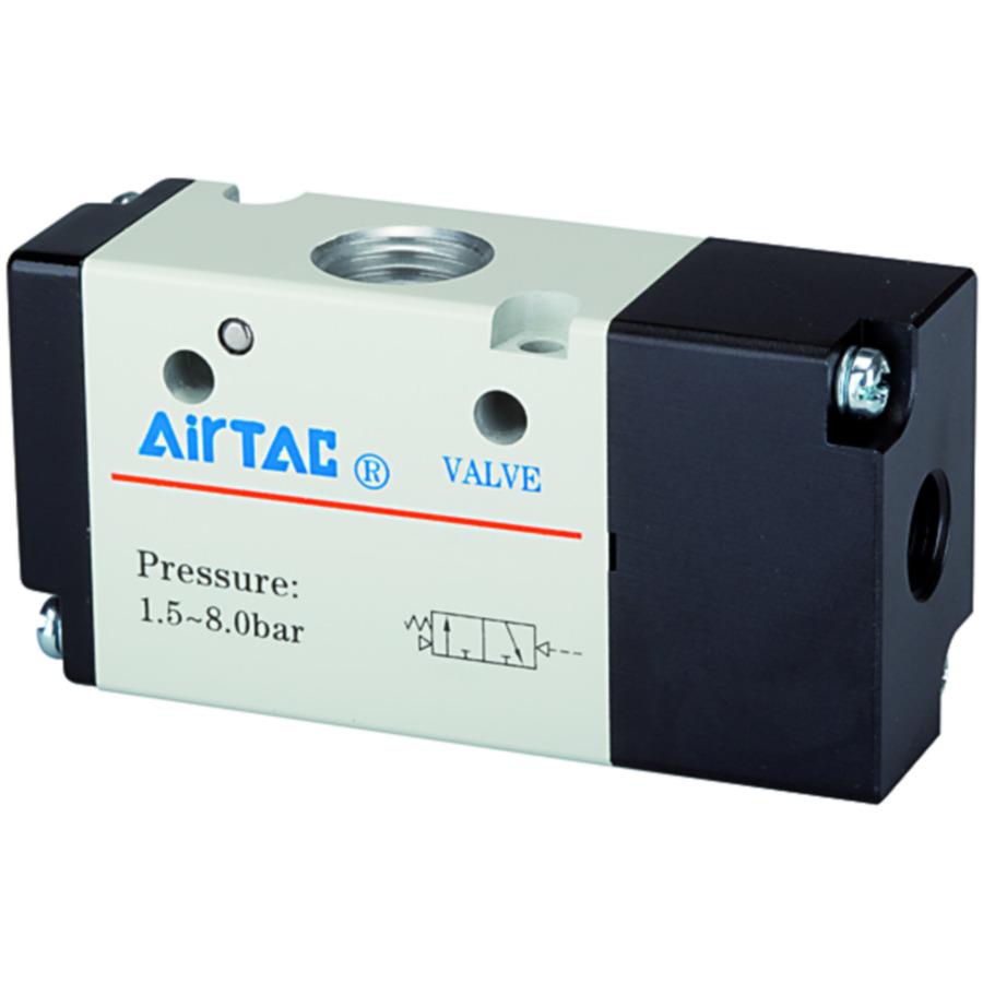 3/2-way pilot valves, pneumatic