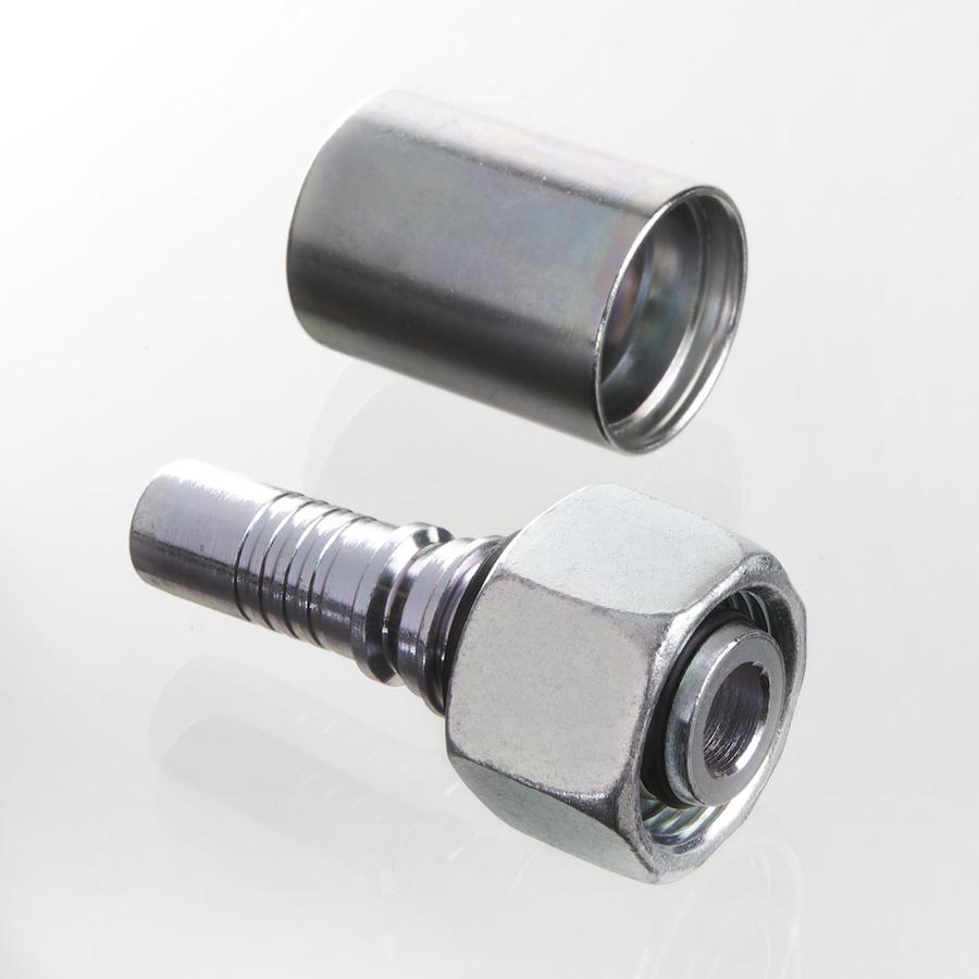 Для шлангов 4SP (HD 400 с отрывным предохранителем)