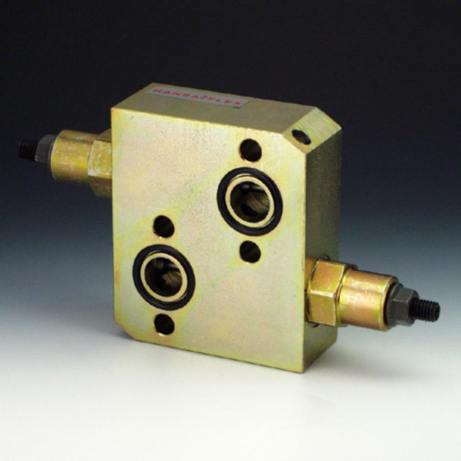 Клапаны для гидравлических двигателей