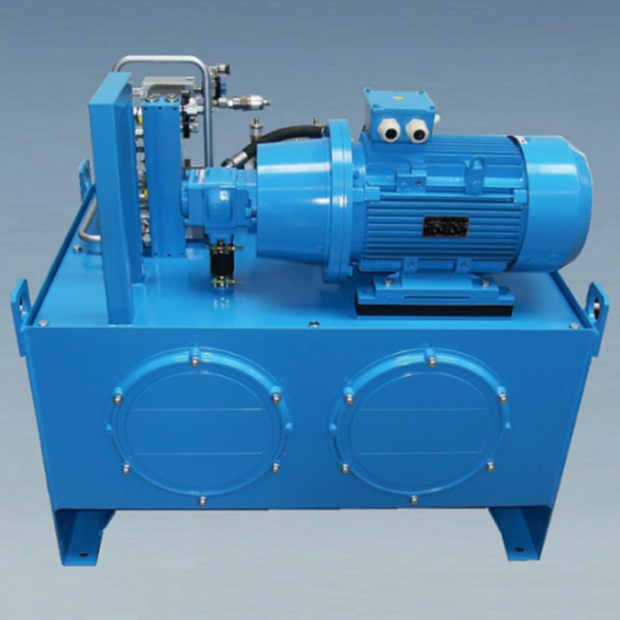 Компоненты для гидравлических агрегатов