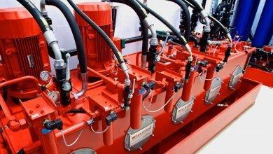 Производство агрегатов